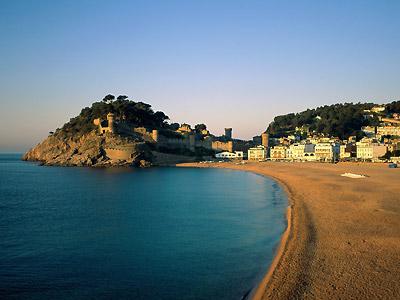 Средиземное побережье испании